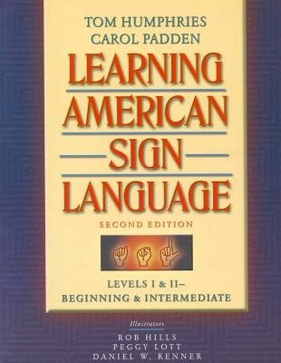 9780205410156: Learning American Sign Language Instructors Manual: Levels I and II - Beginning and Intermediate