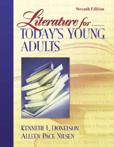 9780205410354: Literature for Today's Young Adults (7th Edition)