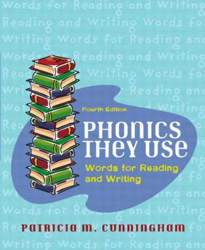9780205410378: Phonics They Use: Words for Reading and Writing (4th Edition)
