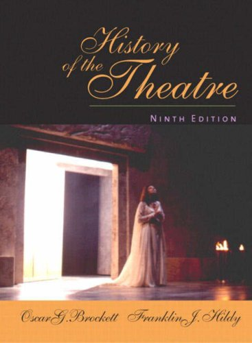 9780205410507: History of the Theatre