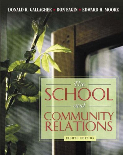 9780205412068: School and Community Relations, The (8th Edition)