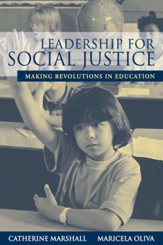 9780205412099: Leadership for Social Justice: Making Revolutions in Education