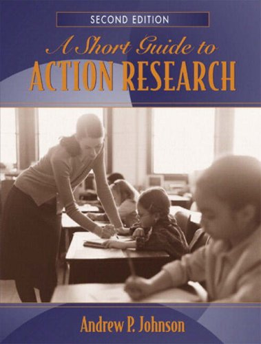 9780205412532: A Short Guide to Action Research
