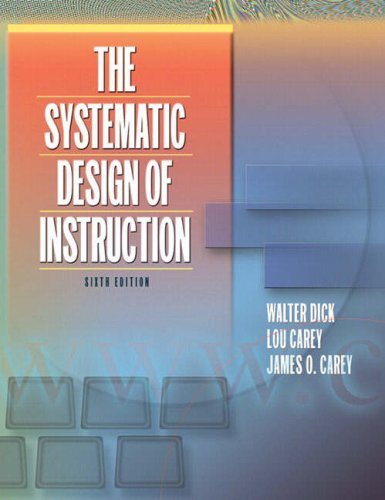 9780205412747: Systematic Design of Instruction, The (6th Edition)