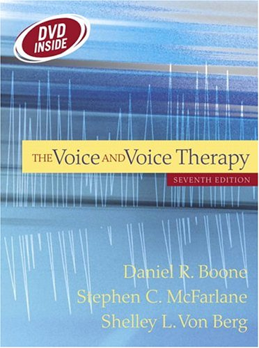 9780205414079: Voice and Voice Therapy (with Free DVD), The (7th Edition)