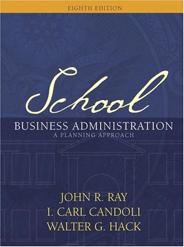 9780205414147: School Business Administration: A Planning Approach (8th Edition)