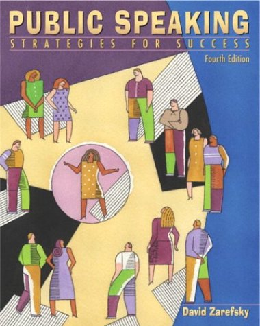 9780205414871: Public Speaking: Strategies for Success (4th Edition)