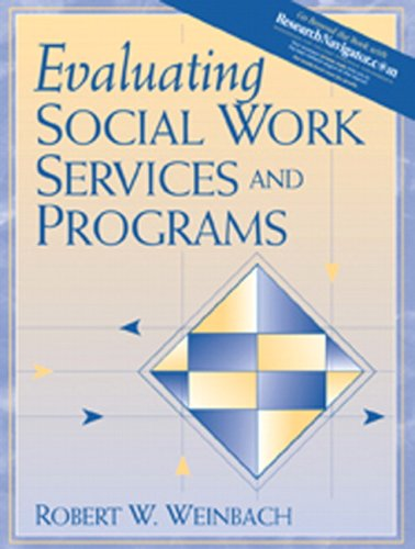 9780205415014: Evaluating Social Work Services and Programs