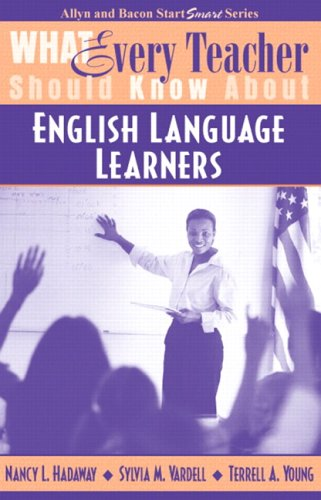 9780205415045: What Every Teacher Should Know About English Language Learners