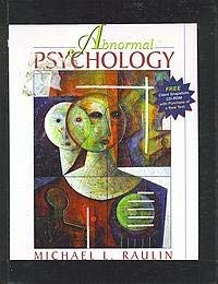 Abnormal Psychology: With Edward S.