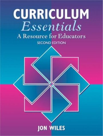9780205418244: Curriculum Essentials: A Resource for Educators (2nd Edition)