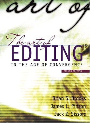 9780205418268: Art of Editing, The (8th Edition)