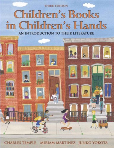 9780205420438: Children's Books in Children's Hands: An Introduction to Their Literature (3rd Edition)
