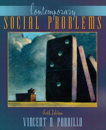 9780205420766: Contemporary Social Problems (6th Edition)