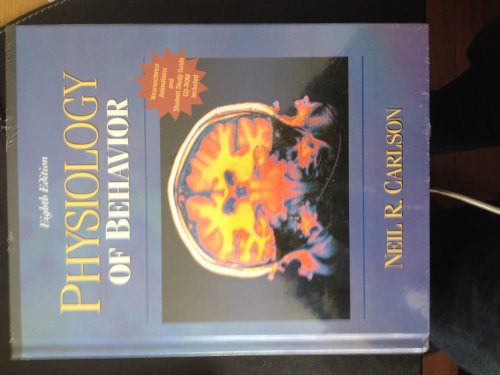9780205421275: Physiology of Behavior: With Study Guide for Carlson Physiology of Behavior & Research Navigator