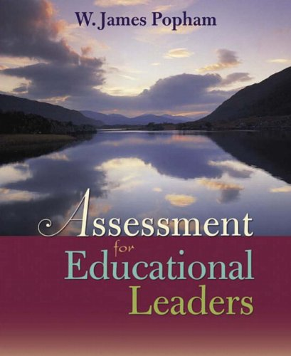9780205424009: Assessment for Educational Leaders