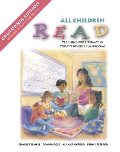 9780205430628: All Children Read, CA Edition (Book Alone)