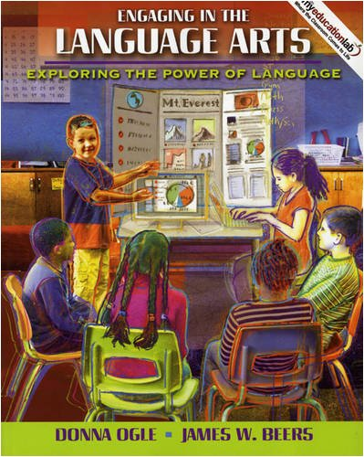 9780205430932: Engaging in the Language Arts: Exploring the Power of Language