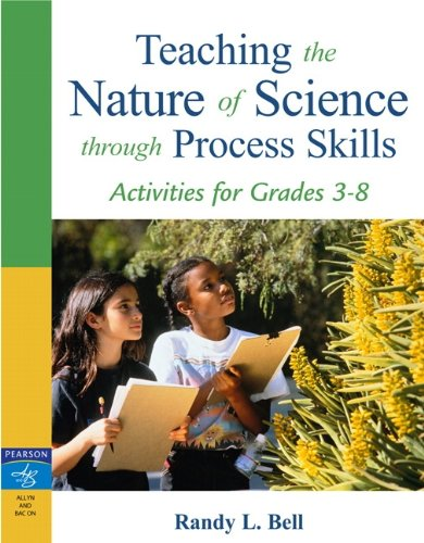 9780205433339: Teaching the Nature of Science Through Process Skills: Activities for Grades 3-8