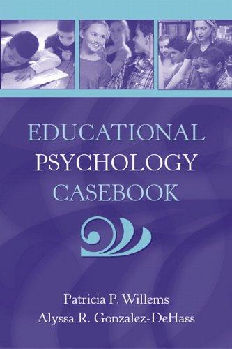 9780205438976: Educational Psychology Casebook