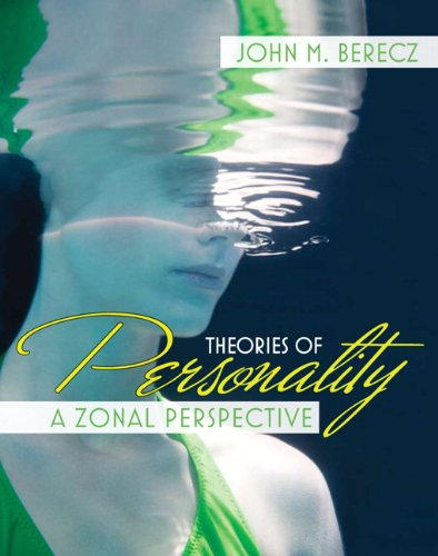 9780205439164: Theories of Personality: A Zonal Perspective