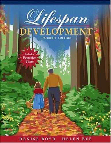 9780205439676: Lifespan Development (4th Edition) (MyDevelopmentLab Series)