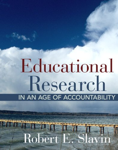 9780205439829: Educational Research in an Age of Accountability