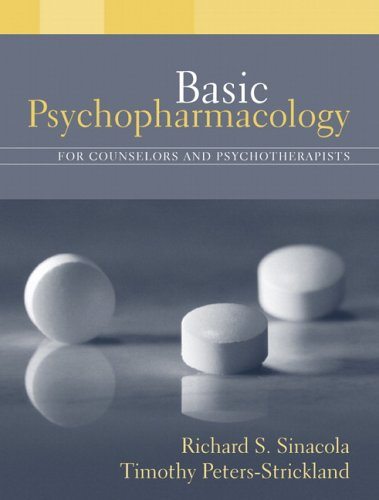 9780205440054: Basic Psychopharmacology for Counselors and Psychotherapists