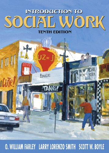 9780205442157: Introduction to Social Work (10th Edition)
