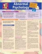 Study Card for Abnormal Psychology