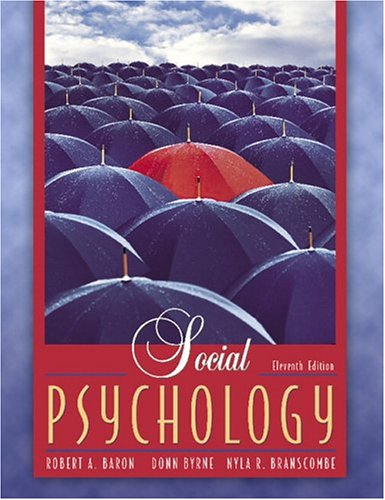 9780205444120: Social Psychology (MyPsychLab Series)
