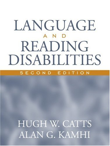9780205444175: Language and Reading Disabilities (2nd Edition)