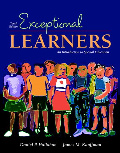 9780205444212: Exceptional Learners: Introduction to Special Education (10th Edition)
