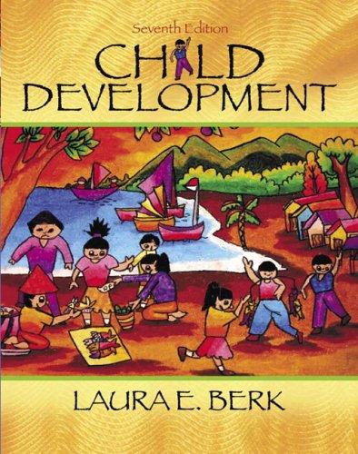 9780205449132: Child Development (Book Alone) (7th Edition)