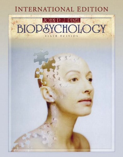 9780205450756: Biopsychology (International Edition)