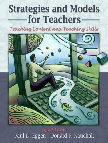 9780205453320: Strategies and Models for Teachers: Teaching Content and Thinking Skills