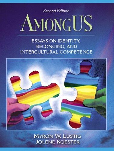 Identity and belonging essay