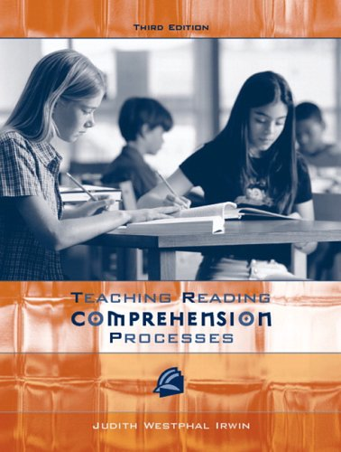 9780205453757: Teaching Reading Comprehension Processes (3rd Edition)
