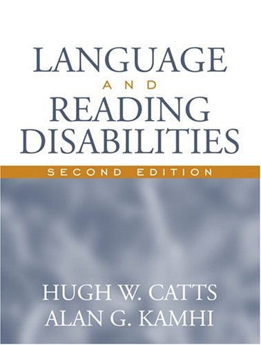 9780205454488: Language and Reading Disabilities (with AWHE Career Center Access Code Card) (2nd Edition)