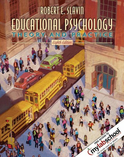 9780205455317 educational psychology theory and practice with 9780205455317 educational psychology theory and practice with mylabschool fandeluxe Image collections