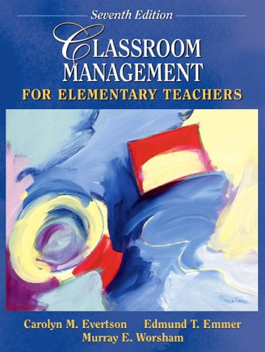 9780205455331: Classroom Management for Elementary Teachers (7th Edition)