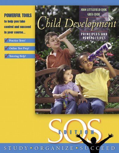 9780205455911: Child Development: Principles and Perspectives, S.O.S. Edition