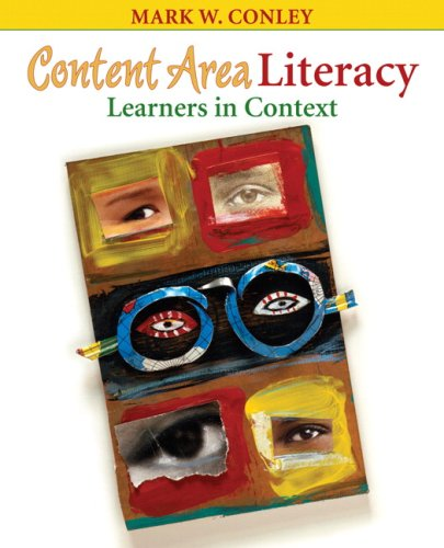 9780205455980: Content Area Literacy: Learners in Context