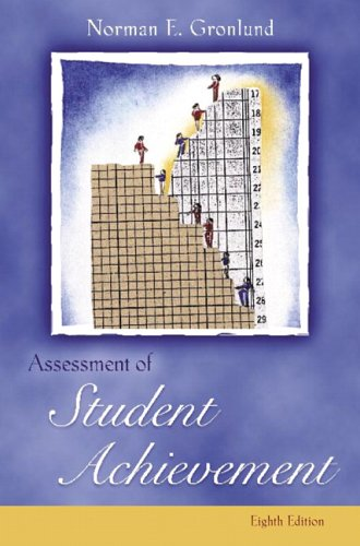 9780205457274: Assessment of Student Achievement (8th Edition)