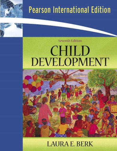 9780205457731: Child Development (Book Alone): International Edition