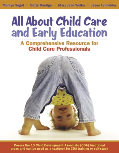 9780205457892: All About Child Care and Early Education: A Comprehensive Resource for Child Care Professionals