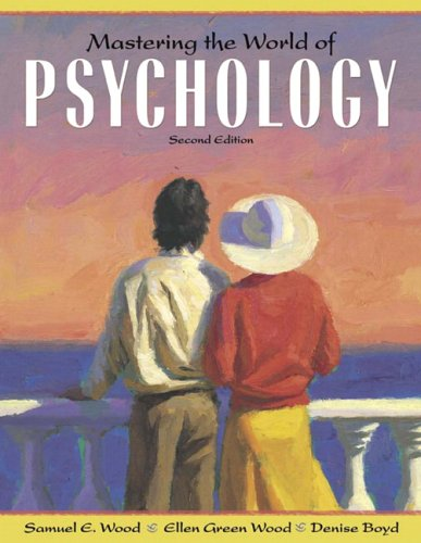 9780205457953: Mastering the World of Psychology (2nd Edition) (MyPsychLab Series)