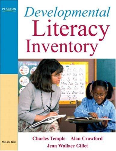 9780205458332: Developmental Literacy Inventory
