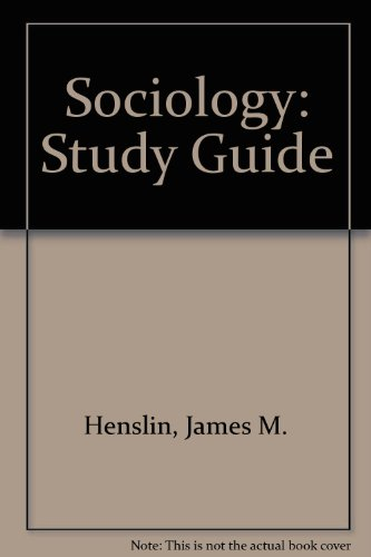 Sociology: A Down-To-Earth Approach with Other: Henslin, James M.