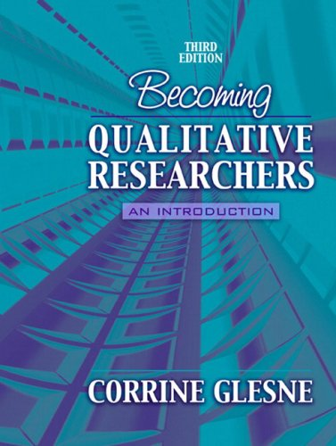 9780205458387: Becoming Qualitative Researchers: An Introduction